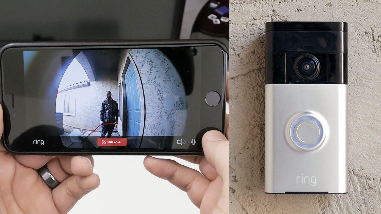Best Smart Video Doorbell In 2018 - Nest vs Ring | Best Consumer ...